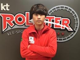 Könnte für KT Rolster wertvoll werden: Choi 'Trust 'Sung.