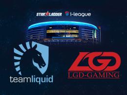 Liquid und LGD gehen ungeschlagen in den zweiten Tag der Gruppenphase.