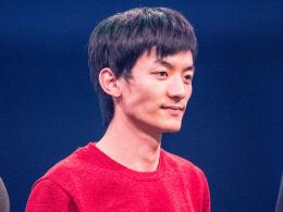 Der Veteran im Team: Zhang 'LaNm' Zhicheng.