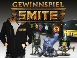 Smite-Gewinnspiel: Gewinnt Figuren, Hoodies und Caps zum Götter-MOBA.