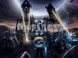 StarCraft II für Laien: Der Buchstabe G im Fokus.