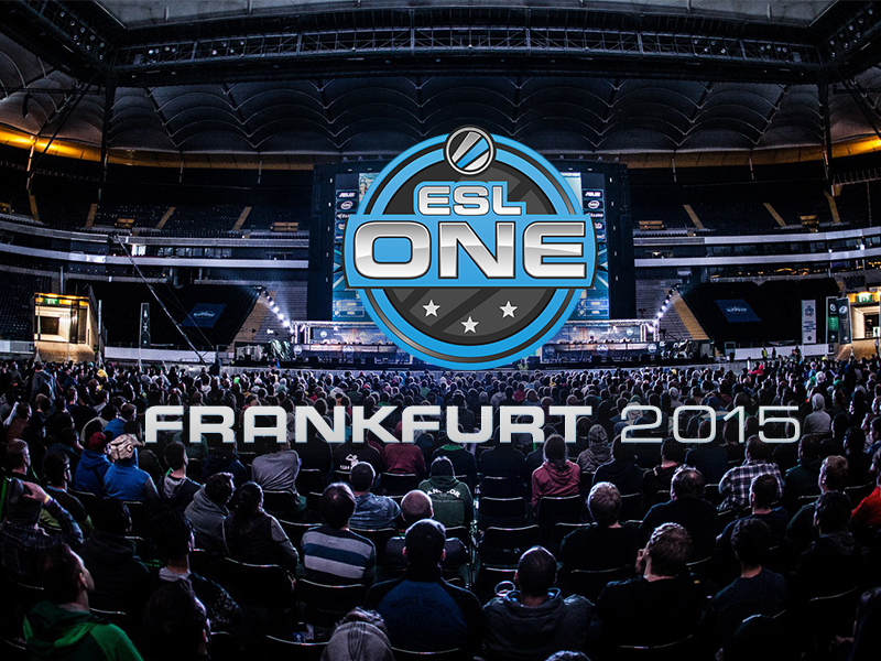 ESL One - 2015 erneut in Frankfurt - MOBA/RTS - kicker