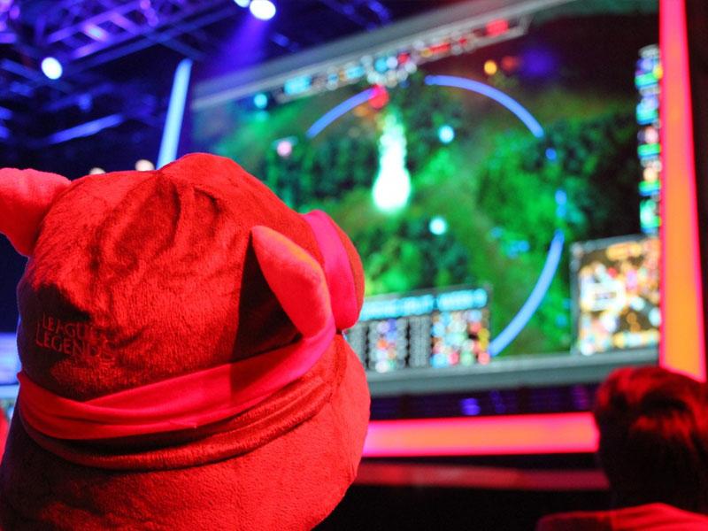 Millionen schauen zu: League of Legends.