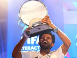Abdulaziz Alshehri will 2016 seinen FIWC-Titel in New York verteidigen!