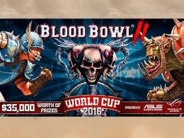 Entwickler Cyanide Studios sucht den Blood Bowl 2 World Champion 2016 und gibt dafür einige nette Sach- und Geldpreise aus.