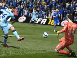 FIFA 16 auf der DreamHack: Die besten deutschen Profis sind am Start.