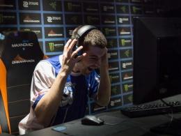 Der Siegesmoment: Théo 'PtitDrogo' Freydiére gewinnt sein erstes großes StarCraft II-Turnier.