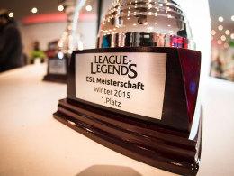 Die ESL stellt auch im Frühling einen Qualifikationsplatz für die LoL-Challenger Series bereit.