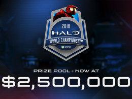 Sattes Preisgeld: Rund 2,5 Mio. US-Dollar werden bei der Halo WM ausgeschüttet.