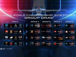 Die Gruppen der Halo World Championship stehen fest.