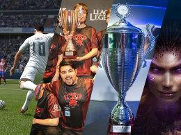 FIFA 16, StarCraft II, CS:GO und League of Legends: Das war der zweite Cup der ESLM.