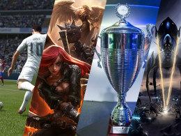 FIFA 16, StarCraft II, CS:GO und League of Legends: Das war der vierte Cup der ESLM.