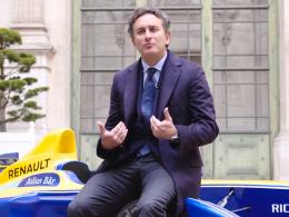 Formel E CEO Alejandro Agag möchte den Leuten das geben, was sie wollen: eSport.