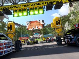 Trackmania Turbo erscheint am 24. März und wird den kompetitiven Gedanken weiterführen.