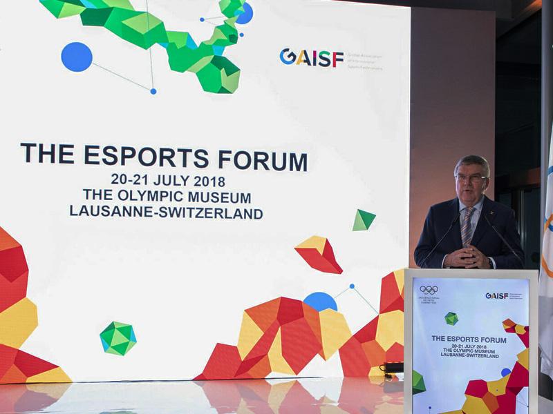 IOC: In der Vergangenheit versuchten sich das Internationale Olympische Komitee (IOC) bereits dem eSport anzunähern.