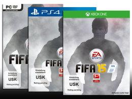 Messi wieder auf dem FIFA 15 Cover? Noch sind die Artworks nicht final.