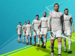 EA Sports ist exklusiver Videospiel-Partner von Real Madrid.