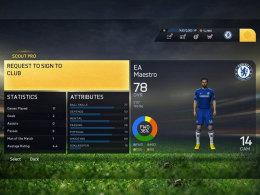 Um in den FIFA Pro Clubs mitspielen zu können, müsst Ihr erstmal einen FIFA Pro-Spieler erstellen.