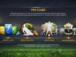 FIFA Pro Club: Ein Modus, für dessen Daseinsberechtigung die Fans plädieren.