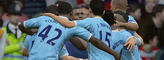 Ganze 40 Millionen Euro mehr als im Vorjahr kann Manchester City in der FIFA 16-Karriere für neue Spieler ausgeben.
