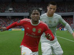 Verdrängt er bald seinen Landsmann Ronaldo? Renato Sanches klettert die FIFA-Wertetabelle rapide nach oben!