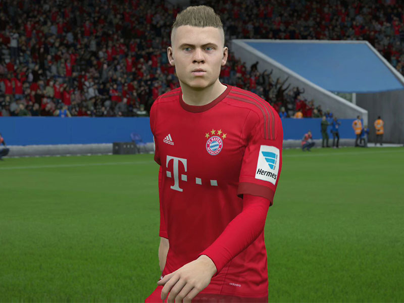fifa 16 talent check joshua kimmich fifa kicker