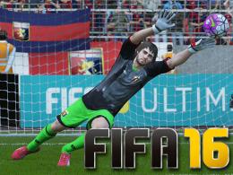 Tor oder Parade: Entscheidet in FIFA 16 das Momentum darüber?