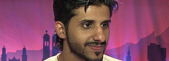 Freut sich auf New York: Abdulaziz Alshehri.
