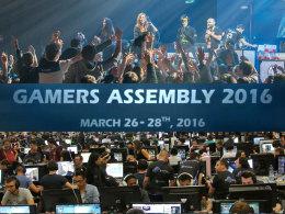 Steigerung: Die Gamers Assembly erwartet 2016 einen Besucherzuwachs