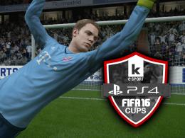 Gewinnt ein Bundesliga-Trikot beim FIFA 16 kicker-Cup!