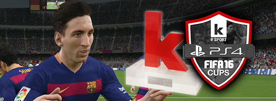 1.000 Euro Preisgeld und einen kicker-Pokal mit Gravur - sichert Euch jetzt einen Platz im Finale!