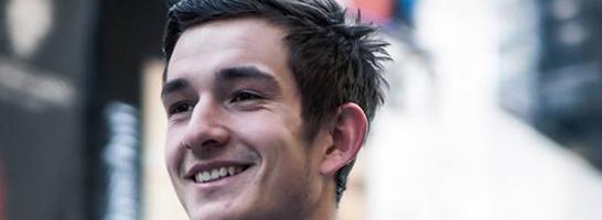 """""""Ich weigere mich aufzugeben"""" - August 'Agge' Rosenmeier gibt sich nach seiner Niederlage beim FIWC k�mpferisch."""
