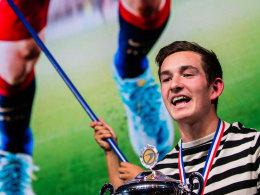 Beim ESWC in Paris holte sich August Rosenmeier in einem spannenden Finale den Titel.
