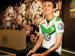 Ist jetzt ein Wolfsburger: David 'DaveBtw' Bytheway wird neuer FIFA-eSportler beim VfL Wolfsburg.