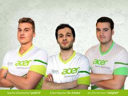 Nach dem Acer-Aus: Wie geht es für die Profis weiter?