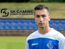 Neuer FIFA-Spieler für SK Gaming: 'hasoo' soll Titel für die Organisation holen.