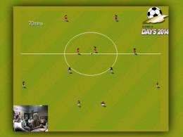 Spiel um Platz 3 bei der WM 2014.