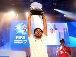Alle jagen ihn: Der amtierende FIWC-Meister Abdulaziz Alshehri.
