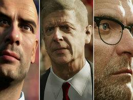 FIFA 17: Echte Trainer an der Seitenlinie - EA stellt Premier League Coaches vor