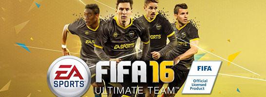EA SPORTS hat den Patch f�r FIFA 16 ver�ffentlicht, der die FUT-Bugs beheben soll.