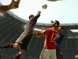 Der FC Bayern und EA SPORTS kündigen eine globale Partnerschaft für FIFA 17 an.