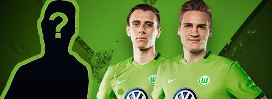 Der geheimnisvolle Unbekannte: Wer wird neben David Bytheway und Benedikt Saltzer der Dritte im Bunde beim VfL Wolfsburg?