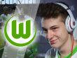 Der dritte FIFA-Spieler im Team des VfL Wolfsburg: Timo 'TimoX' Siep.