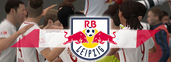 Der RB Leipzig im FIFA 17-Check.