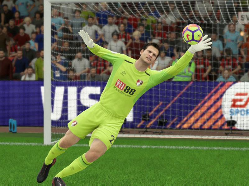 Von der Gesamtwertung her ist Asmir Begovic nicht der beste Torhüter in FIFA 18, dennoch steht er bei vielen Spielern in der Startelf.