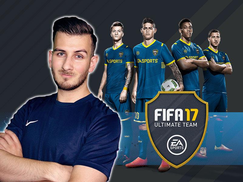 Fifa 17 Fünf Einsteigertipps Für Fifa Ultimate Team Startseite