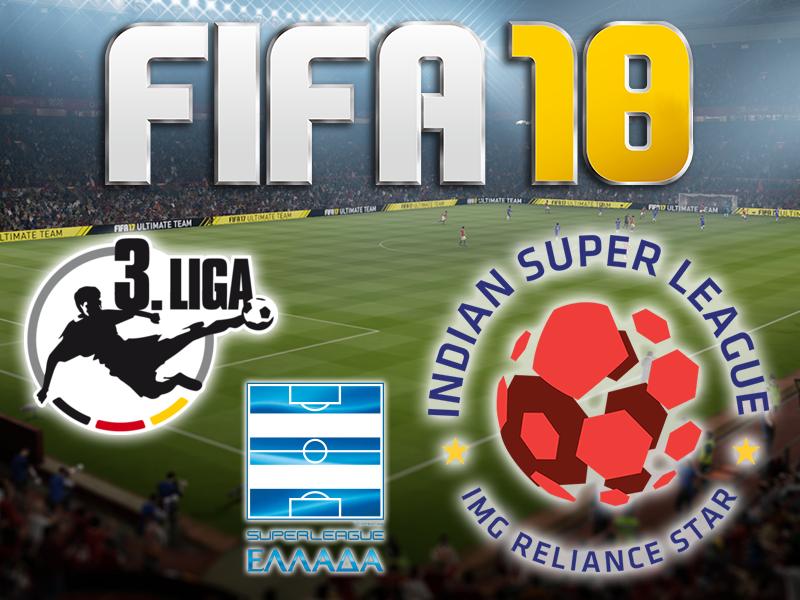 FIFA 18  Diese drei Ligen sollen kommen