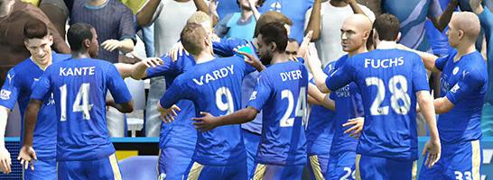 FIFA 16: Die beste Aufstellung f�r Leicester City