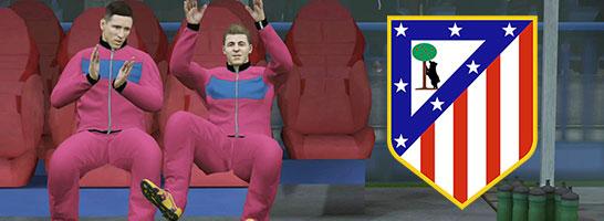 Beste Aufstellung f�r Atletico Madrid: So stellt Ihr die Rojiblancos in FIFA 16 auf.