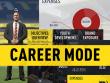 Der Karriere-Modus in FIFA 17 mit seinen neuen Features.